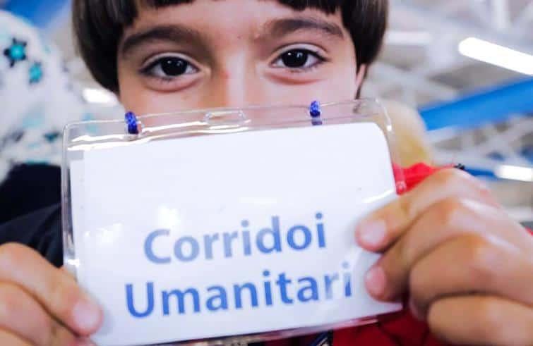 Corridoi umanitari Governo/CEI. Accolte a Genova tre giovani da Auxilium e Il Melograno