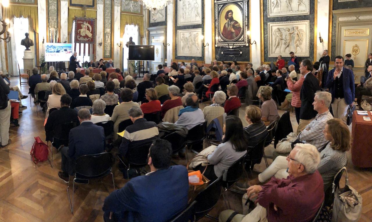 """""""Genova… come ti vorrei"""". Tutti i materiali dell'incontro sull'Agenda 2030"""