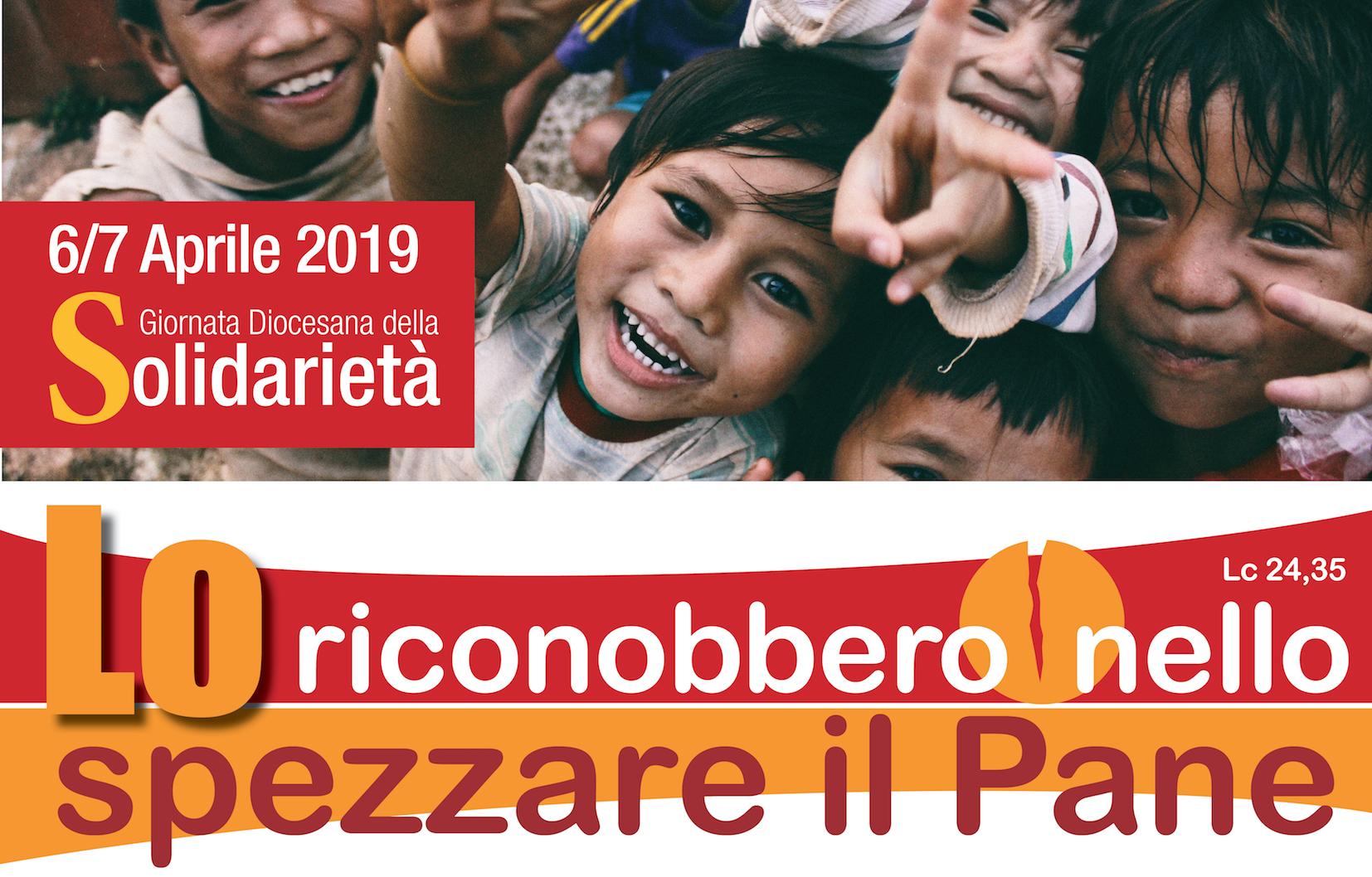 6 Aprile. Giovani (anche) al Monastero per la Giornata Diocesana della Solidarietà 2019