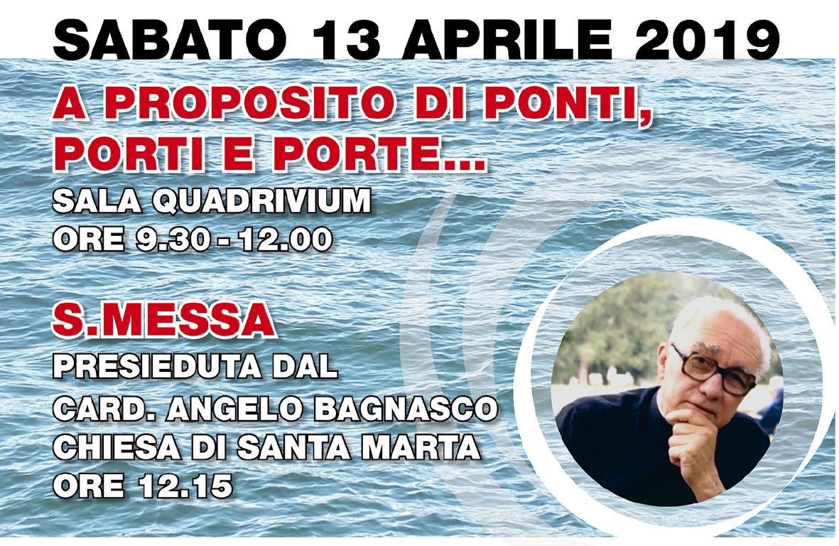13 Aprile. Ricordiamo don Piero