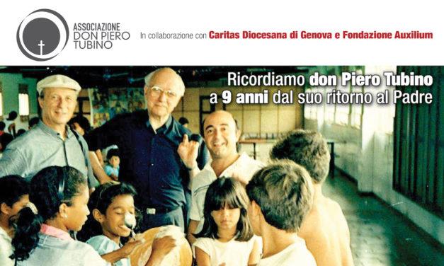 Sabato 10 Aprile, ore 15.30 – Basilica delle Vigne Ricordiamo don Piero Tubino
