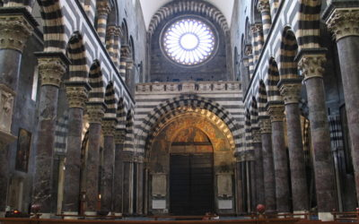 Sabato 13 novembre – Celebrazione eucaristica nella Cattedrale di Genova