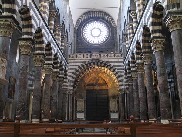 Sabato 13 novembre / Ore 18.00 – Celebrazione Eucaristica nella Cattedrale di Genova